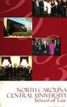 2003 Alumni Directory by North Carolina Central University School of Law