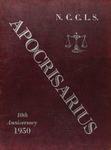 Apocrisarius 10th Anniversary