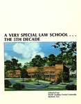 A Very Special Law School 50th Anniversary