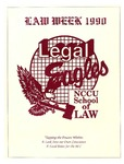 Law Week 1990 by North Carolina Central School of Law