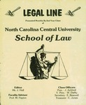 Legal Line, Vol. 2 by North Carolina Central University School of Law