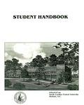 1993 Student Handbook by North Carolina Central University School of Law